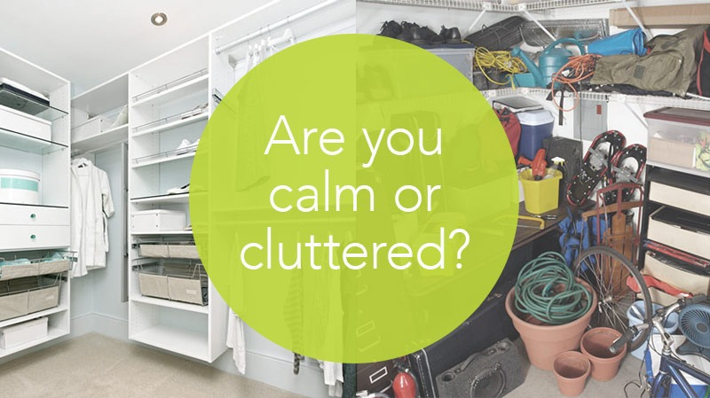 Take our clutter quiz